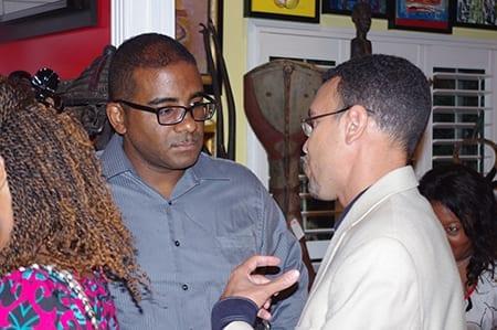 Drs. Carlos Vital and Randall Wright