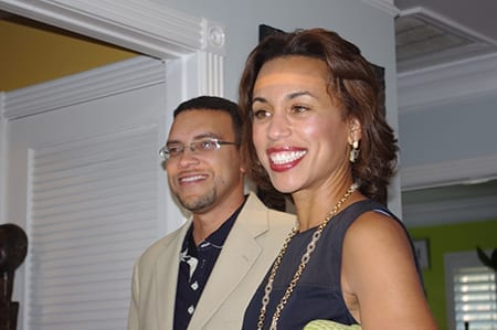 Drs. Randall and Crystal Wright